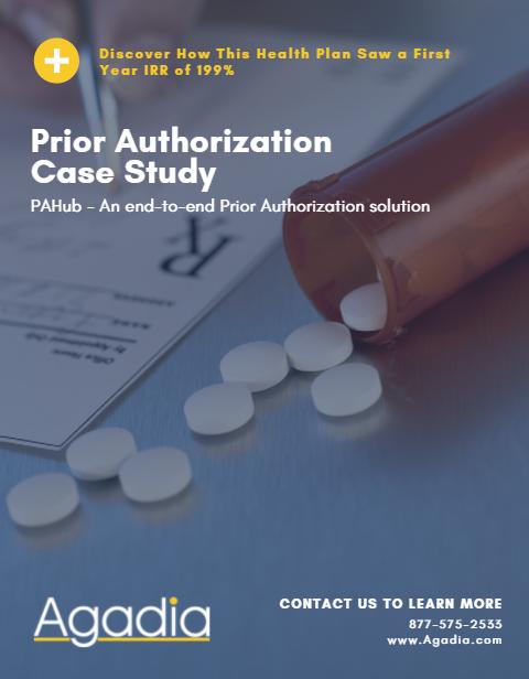 Prior Auth Software Case Study