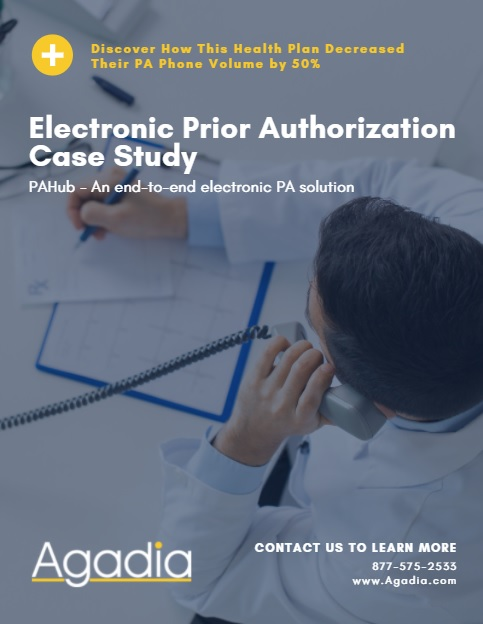 electronic prior auth solution
